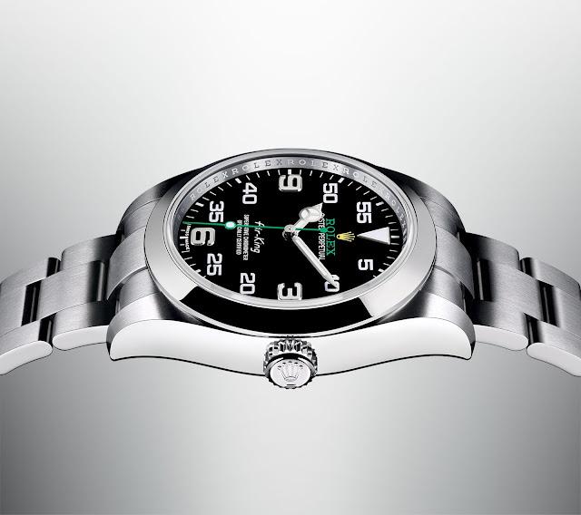 Nuevo Rolex Air-King