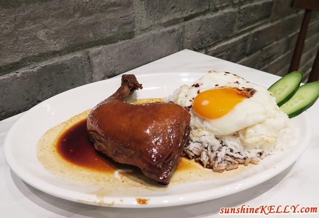 Mak's Chee Swiss Chicken Leg @ Pavilion Elite