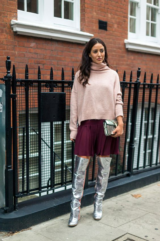 Tamara Kalinic London Fashion Week LFW SS17 Street Style
