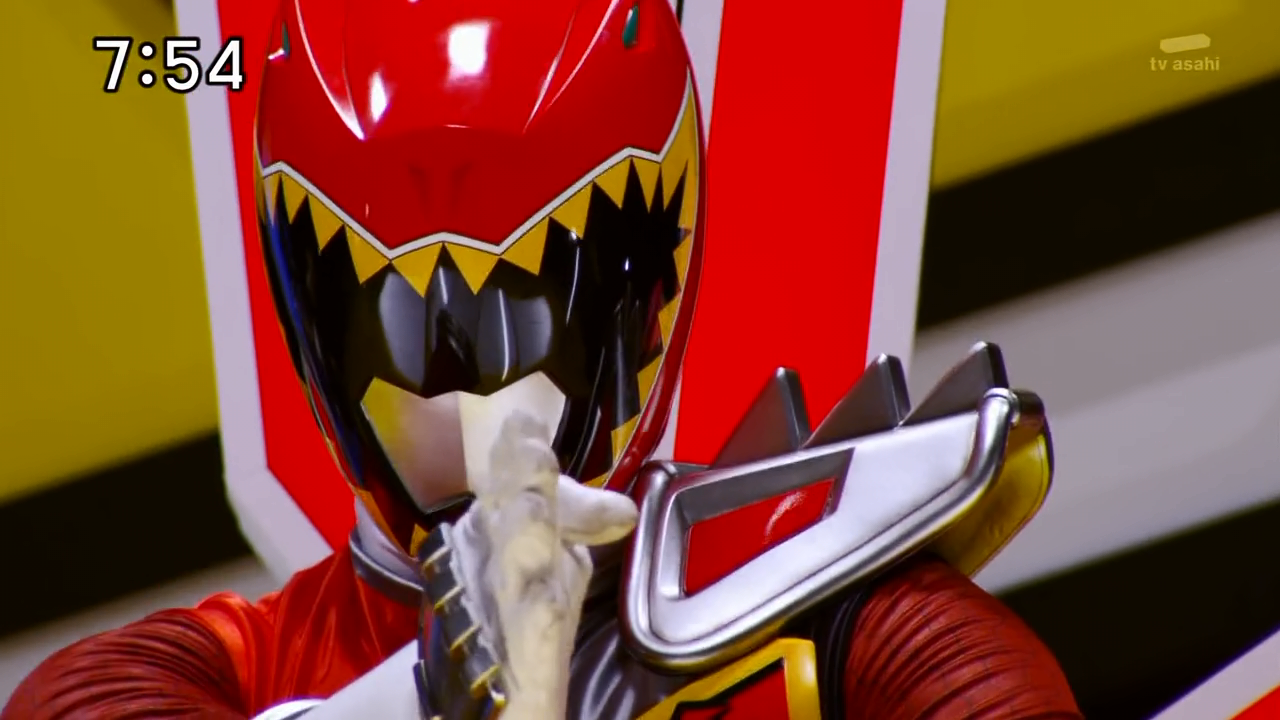 Think About It!: Zyuden Sentai
