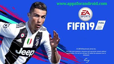تحميل لعبة فيفا 19 للاندرويد بحجم صغير اوفلاين | تحميل فيفا 19 للاندرويد | FIFA 19 Android