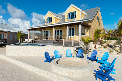 paradise found yellow villa in barbados