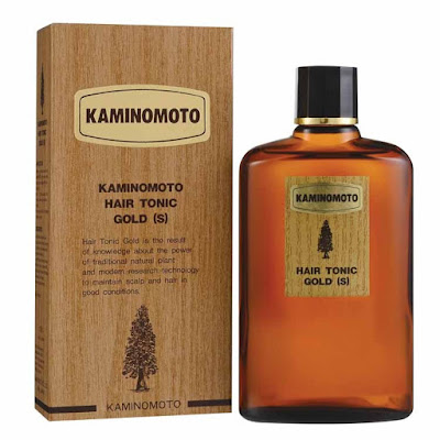 Kaminomoto Gold, Hair Growth Accelerator