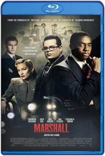 Marshall (2017) HD 1080p y 720p Latino