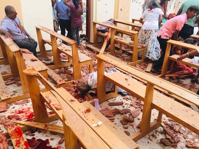Kotahena Kochchikade Church Bomb Blast