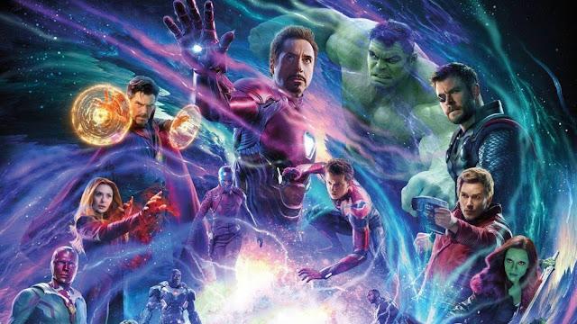 avengers infinity war 720p free torrent download