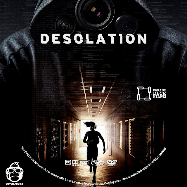 Desolation DVD Label
