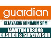 Jawatan Kosong Di Guardian Health And Beauty Sdn Bhd