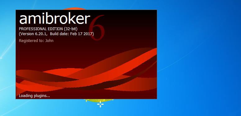 AmiBroker 6 20 1 Free Download