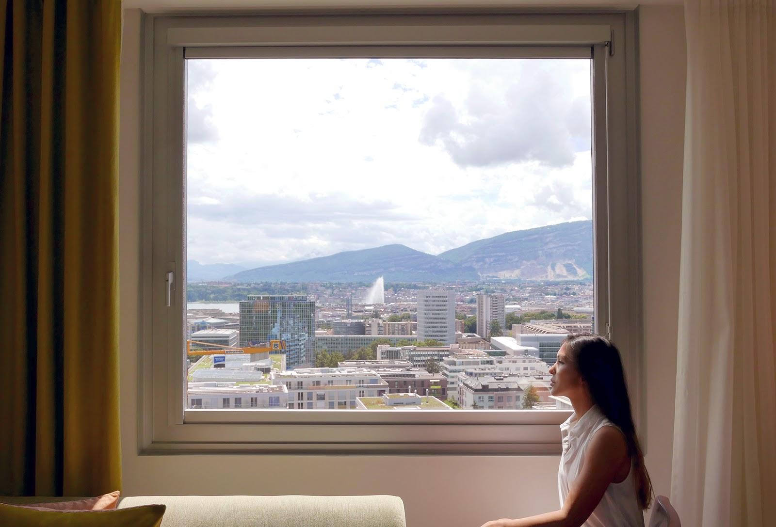 Euriental | fashion & luxury travel | Intercontinental Geneva, Switzerland