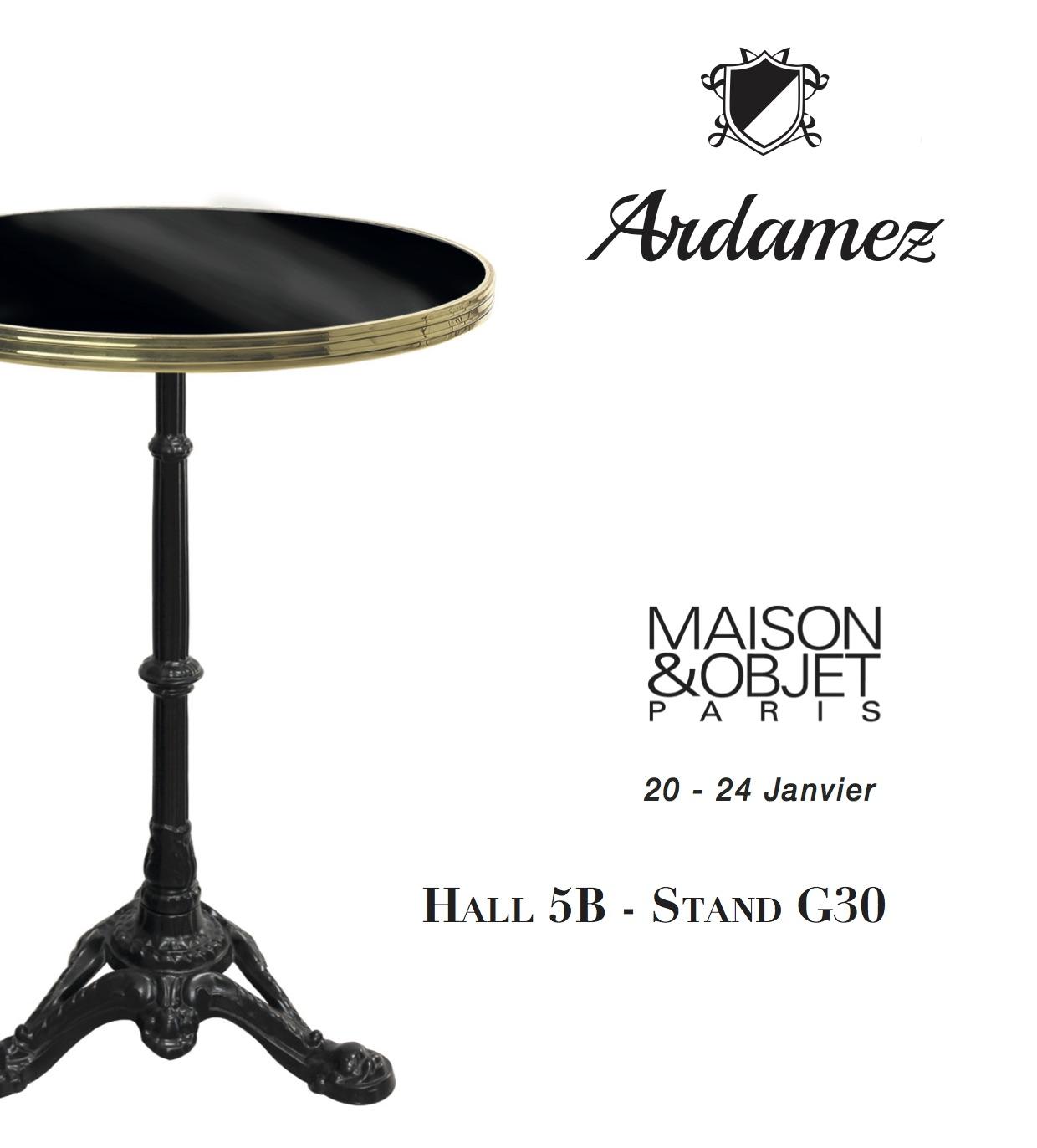 Ardamez Blog Ardamez Maison Objet Paris January 2017