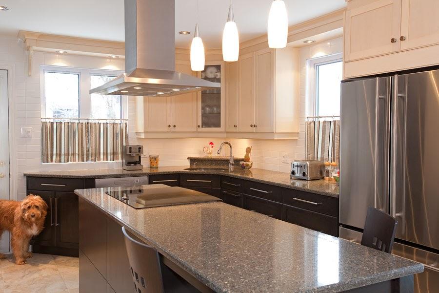 Cuisine decoration deco moderne - Deco cuisine moderne blanc ...
