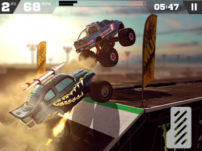 MMX Racing Mod Apk Unlimited Money