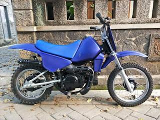 Dijual Trail Mini Klasik 80cc