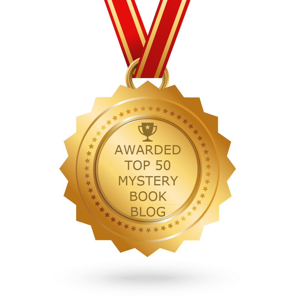 Top 50 Mystery Book Blogs Award