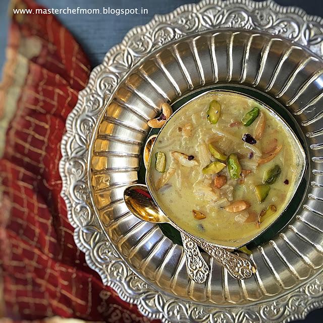 Sevai Payasam | Rice Vermicelli Kheer