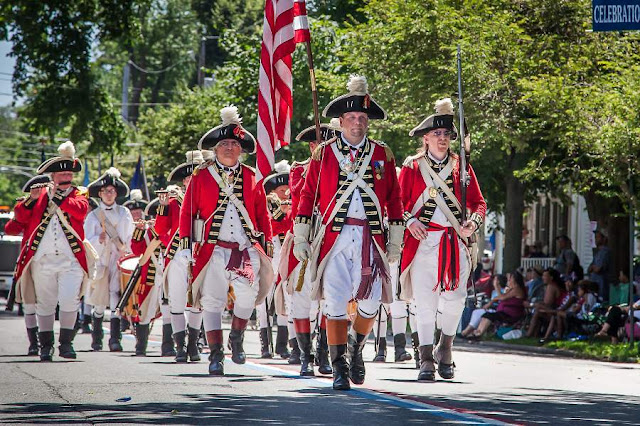 4th Of July 2017 Parades & Fireworks In St. Augustine, Florida