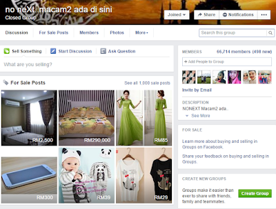 'Nо Next' Most Popular Facebook Community in Labuan Island