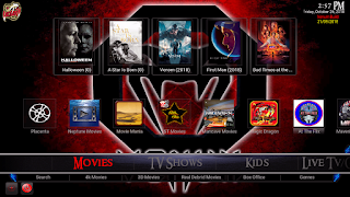 venum build kodi
