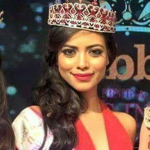 Miss India 2016 'Priyadarshini Chatterjee' Wiki Biography,Pics, Age,Personal Profile,North East Hottie