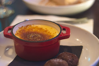 crème catalan, Eatery Hopping: Cadiz, Edinburgh, www.imogenmolly.co.uk
