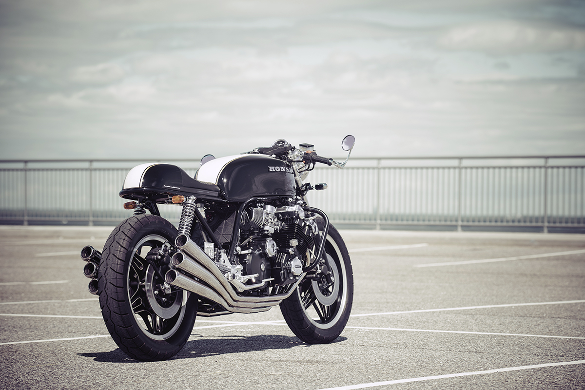 Six Appeal Honda Cbx1000 Cafe Racer Return Of The Cafe Racers