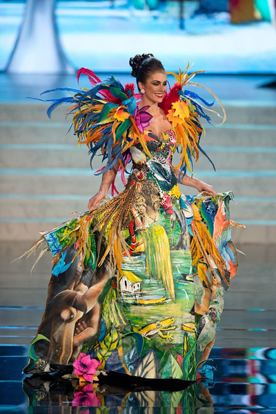 Miss Colombia 2019 >> SASHES AND TIARAS.....Miss Universe 2012 National Costumes: My Top 10 | Nick Verreos