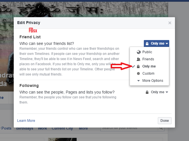 FB Tricks and Tips: How To Hide Friends List On Facebook
