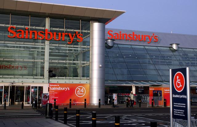 Supermercados Sainsbury's em Londres