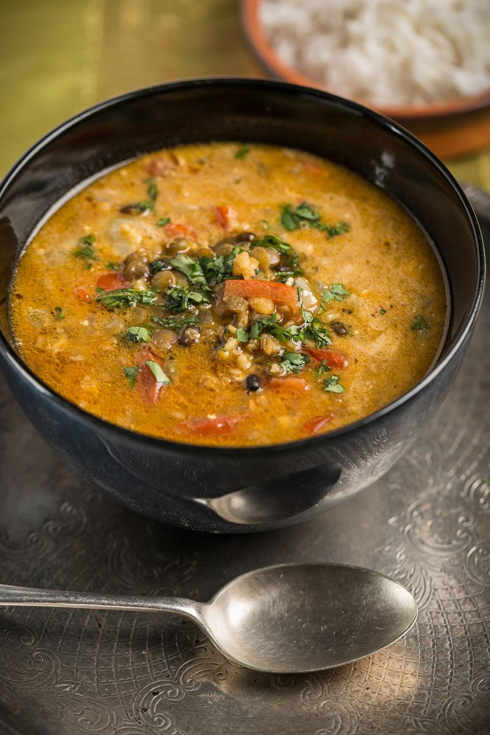 Punj Rattani Dal: Recipe