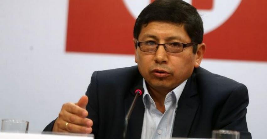Subsidio de nuevas viviendas será de 100% para damnificados, informó el ministro de Vivienda, Construcción y Saneamiento