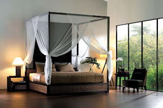 Romantic Bedroom Design for Newly married couples
