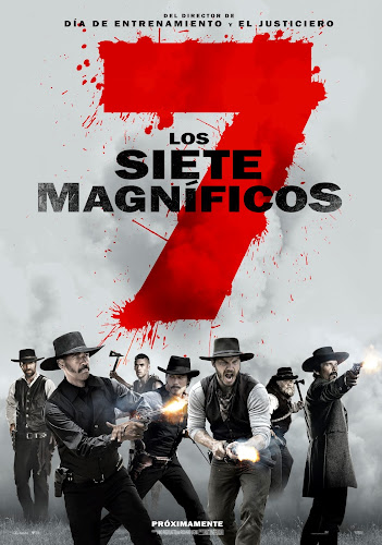 The Magnificent Seven (BRRip 1080p Dual Latino / Ingles Subtitulada) (2016)