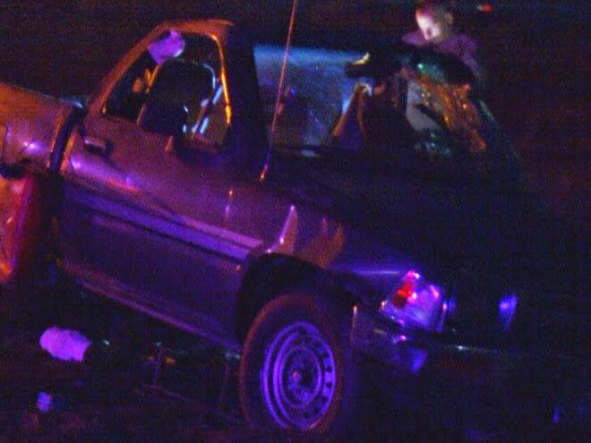 interstate 5 truck crash gary repp fatality kern county
