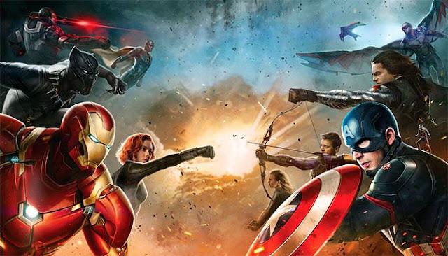 Rumor Los tres vengadores que podrían morir en Captain America Civil War