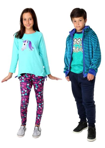 moda para nenas invierno 2017