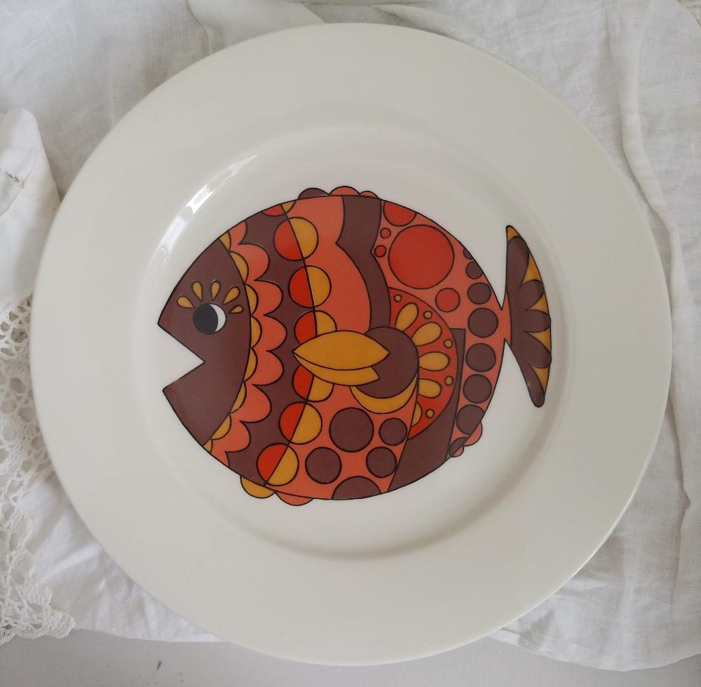 vohenstrauss fish plate
