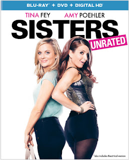 Sisters movie blu-ray combo pack