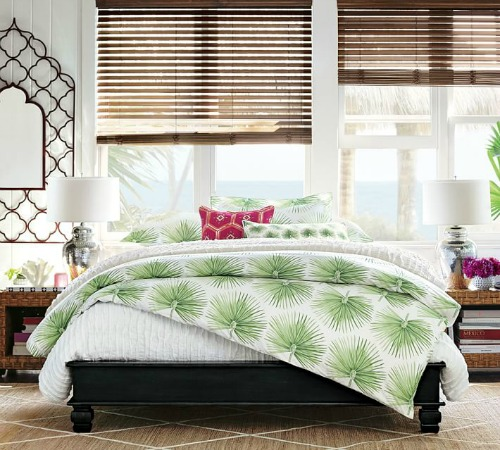 Tropical Island Bedroom