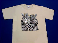 zebra t shirt usa