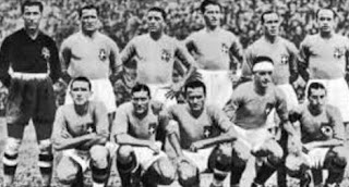 FIFA, World Cup, 1934, Italy, final, match, winners ,champions, czech-slovakia, losers, team photo