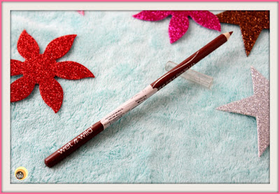 Wet n Wild Color Icon Chestnut/Marron E711 Lip Liner review