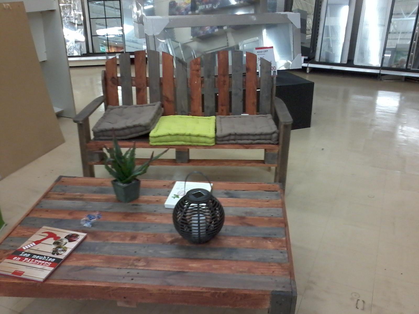cours recyclage palette leroy merlin grenoble cours de. Black Bedroom Furniture Sets. Home Design Ideas