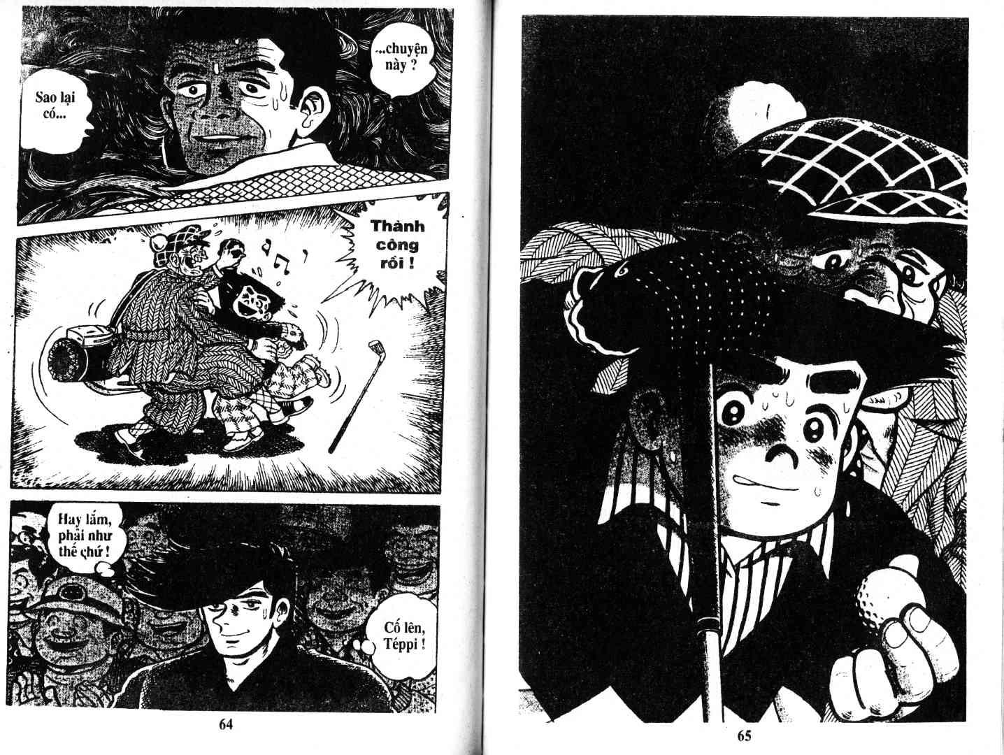 Ashita Tenki ni Naare chapter 52 trang 31