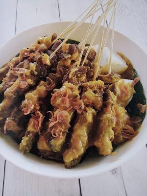 Resep Sate Lidah Padang