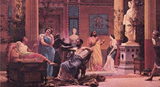 Derecho de la antigua Roma y obligaciones