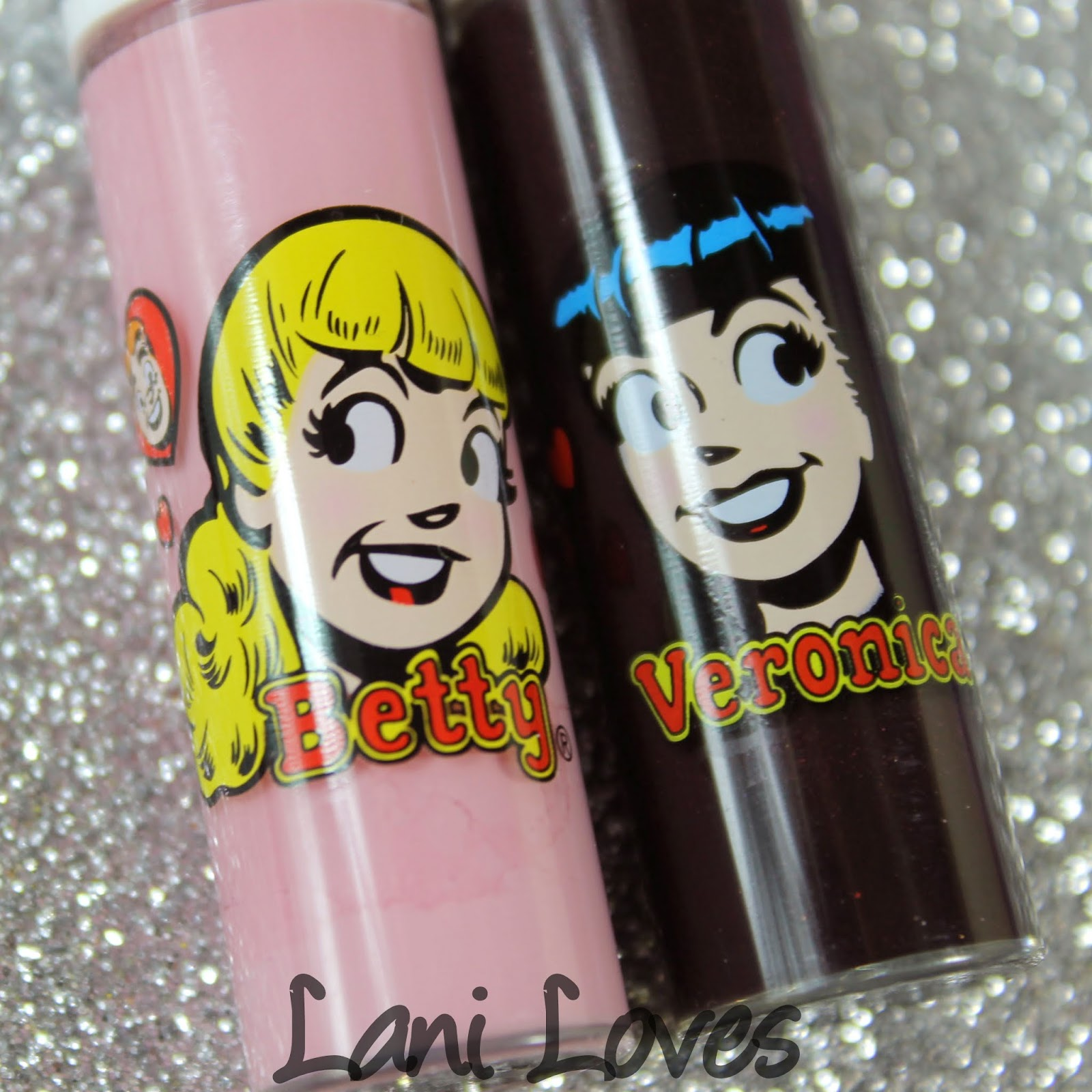 MAC Monday: Archie's Girls - Stay Sweet and Feelin' So Good Lipglass Swatches & Review