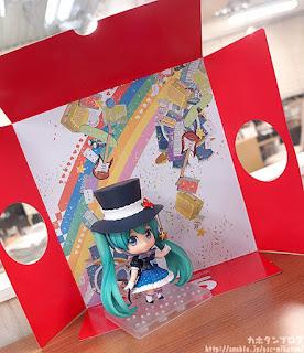 Nendoroid Miku Hatsune Magical Mirai 5th Anniversary ver.
