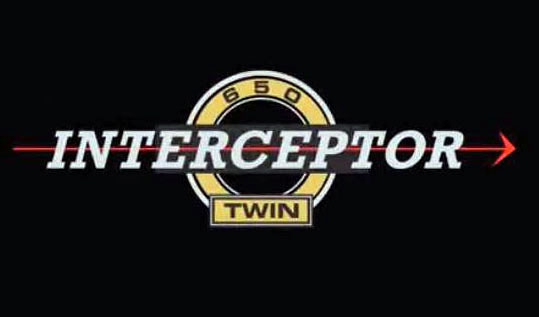 Interceptor logo.
