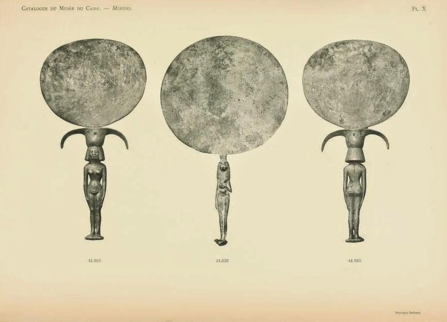 R flexions sur les miroirs de l 39 antiquit gyptienne for Pierre mabille le miroir du merveilleux